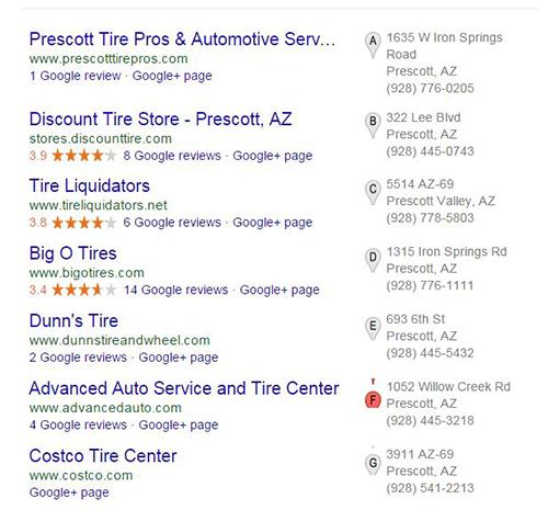 Search Engine Optimization Phoenix LOCAL SEO